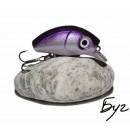 БугМинноу Серебро-Фиолет