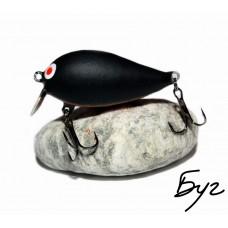 Головастик 35F Черный мат