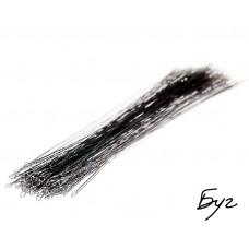 Поводок-скрутка 15 см - 0.4 мм (5 шт)