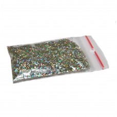 Блестки голографические оливка 0.5 мм